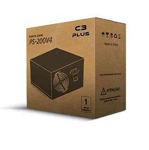 Fonte ATX PS-200V4 200W