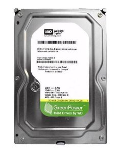 HD Sata 1TB Western Digital Green