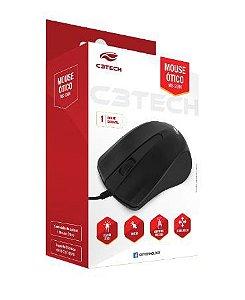Mouse óptico C3 Tech MS-20BK