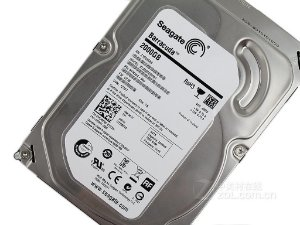 "Hd Sata3 2Tb Seagate Barracuda 3.5"" St2000dm001 7200rpm 64MB"
