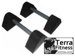 Apoio para flexão de braços em EVA / Push up - Terra Fitness