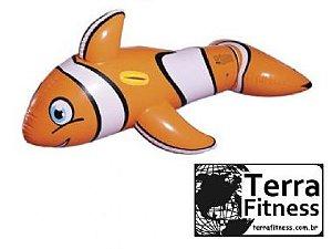 Bóia bichos - Peixe palhaço - Terra Fitness