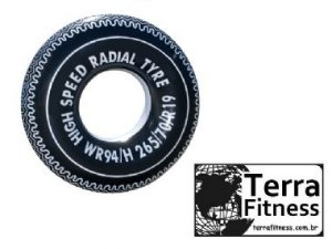 Bóia Pneu Ø90cm - Terra Fitness
