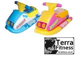 Bóia Jet Ski infantil 91cm X 51cm - Terra Fitness
