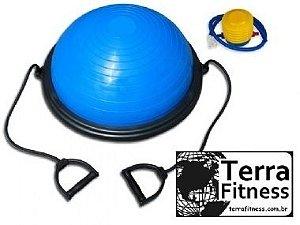 Bola Suiça Bosu - Terra Fitness