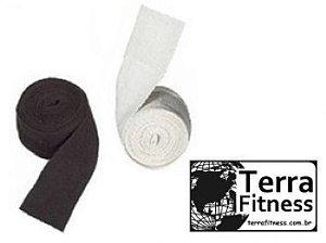 Bandagem de algodão 300cm X 4cm - Terra Fitness