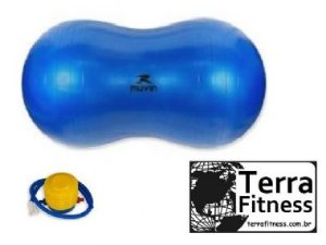 Bola Suiça Penault Feijão - Terra Fitness