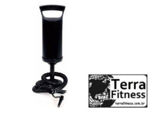 Bomba de inflar vertical - Terra Fitness