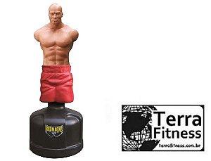 Boneco Bob de pancadas com calção - Profissional - Terra Fitness