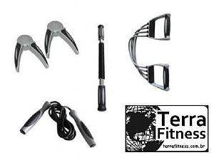 Kit exercício - Terra Fitness