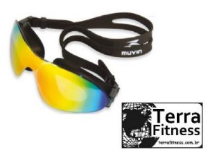 Óculos natação proteção uv antiembaçante T2 - Terra Fitness