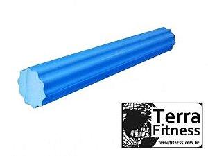 Rolo MIofacial Foam Roller Estrela eva 90cm - Terra Fitness