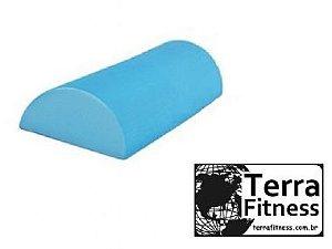 Rolo MIofacial Half Roller eva/eps meia cana 30cm - Terra Fitness
