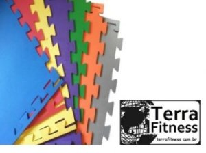 Tatame 100cmX100cmX10mm - Terra Fitness