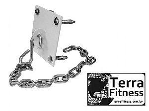 Suporte de teto para saco de pancadas - Terra Fitness