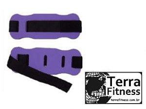 Caneleira para hidroginástica 1kg a 2kg Eva - Terra Fitness