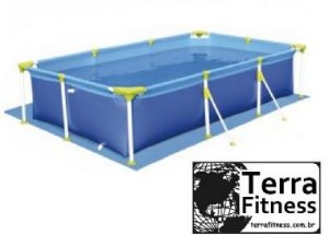 Forro para piscina 2500 Litros - Terra Fitness