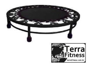 Mini Jump trampolim Profissional M2 - Terra Fitness