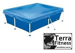 Capa para piscina premium  2500 litros - Terra Fitness