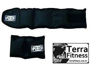 "Caneleira bagum  1kg ""reforçada"" PAR - Terra Fitness"