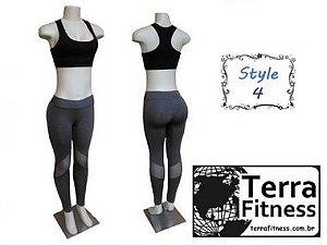 Conjunto Leg - Style 4 - Terra Fitness.