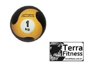 Medicine Ball..... 1kg - Terra Fitness