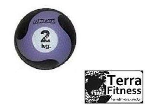 Medicine Ball.... 2kg - Terra Fitness