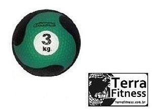 Medicine Ball... 3kg - Terra Fitness
