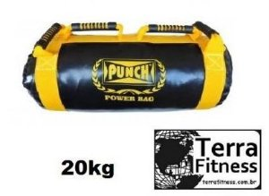 Power Bag. 20kg  - Terra Fitness