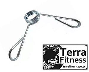 "Presilha duas voltas 1.1/16"" = 27mm - Terra Fitness"