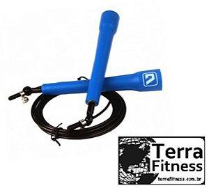 Corda de pular CrossFit + rolamento - Terra Fitness