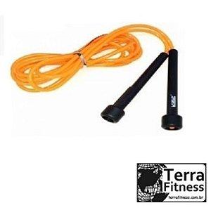 Corda de pular em PVC 2,50cm - Terra Fitness