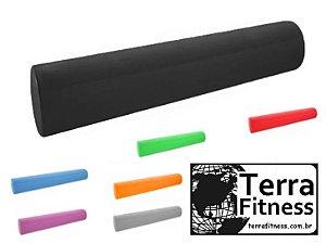 Rolo massagem Miofascial 70cm X Ø 15cm - Terra Fitness