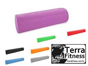 Rolo Massagem Miofascial 45cm X Ø 15cm - Terra Fitness