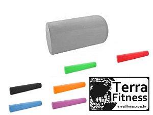 Rolo massagem Miofacial 30cm X Ø 15cm eva / eps - Terra Fitness