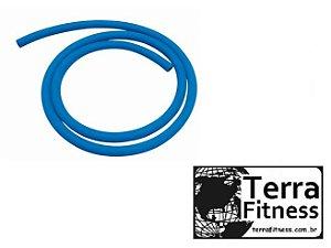 Elástico em tubo latex 150cm - Forte - Terra Fitness