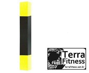 Cantoneira Eva 100cmX10cmX1cm Estacionamento B.Pt.Am - Terra Fitness
