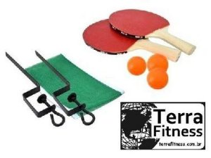 Kit Ping Pong - Terra Fitness