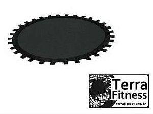 Lona Em Nylon P/ Mini Trampolim De 32 Molas - Terra Fitness