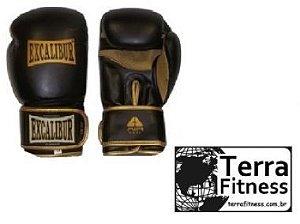 """Luva de boxe """"12oz""""  Cinza - Terra Fitness"""