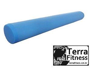 Rolo Massagem Miofascial - Macio - Soft Roller 92cm X 12cm Ø - Terra Fitness