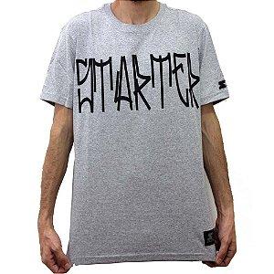 Camiseta Starter Estampada Pixo