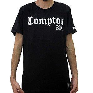 Camiseta Starter Compton Preto
