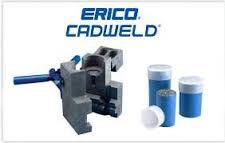 Molde para solda exotérmica - Erico