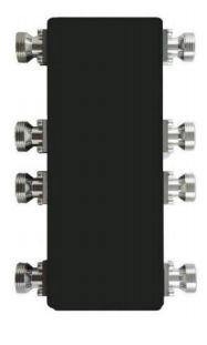 Acoplador Híbrido 4x4 - Din(F) - 698-2700MHz