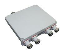 Combinador Quadriplexer 698-960 / 1710-1880 / 1920-2170 / 2300-2700 - DIN-F