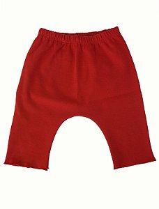 Calça Saruel Vermelho para Bbmoderno