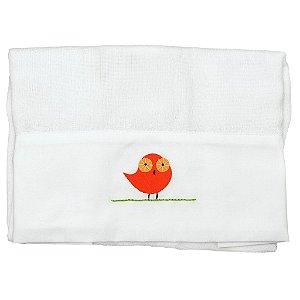 Toalha de ombro Corujinha