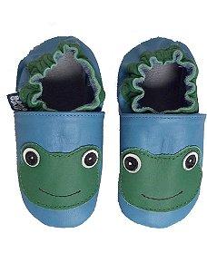 Sapato Babo uabo Azul Sapo