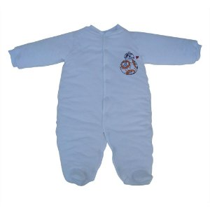 Macacão Esquimó Branco para Bebê